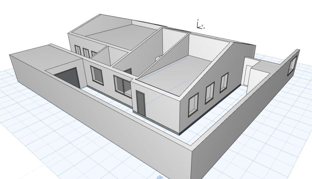 Manibus - 3D Ansicht